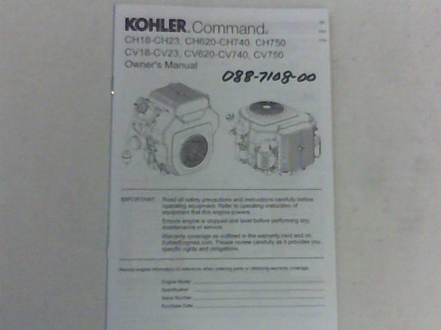bad boy mower part 30 kohler command motor manual. Black Bedroom Furniture Sets. Home Design Ideas