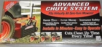 Bad Boy Mower Part Advanced Chute System 7200B