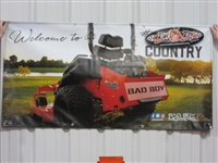 Bad Boy Mower Part - 088-8091-00 - ROGUE BANNER