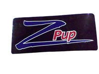 Bad Boy Mower Part ZPUP DECAL FOR 0674000