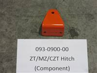 Bad Boy Mower Part - 093-0900-00 - ZT/MZ Hitch (component)