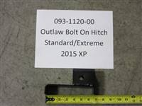 Bad Boy Mower Part - 093-1120-00 - Outlaw Bolt on Hitch