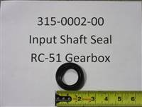 Bad Boy Mower Part - 315-0002-00 - Input Seal for RC-51 Gearbox