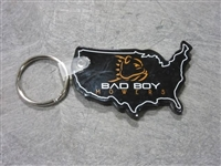 Bad Boy Keychain New Logo