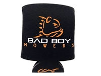 Bad Boy Mower Part - 402-0008-18 - Black Coozie - New Logo