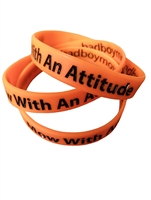 Bad Boy Mower Part - 402-0016-01 - Orange Bracelet