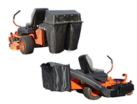 Bad Boy Mower Part - 5-BUSHEL-REAR-DUMP-F2 - 5-BUSHEL REAR DUMP CATCHER W/F2 TORNADO BLOWER