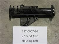 Bad Boy Mower Part - 637-0007-20 - 2 Speed Axle Housing - LH