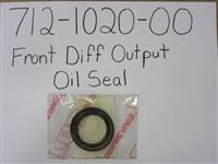 Bad Boy Mower Part Front Diff Output Oil Seal