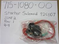 Bad Boy Mower MTV Part - 715-1080-00 - Starter Solenoid