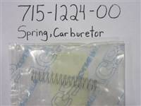 Bad Boy Mower Part - 715-1224-00 - Spring, carburetor
