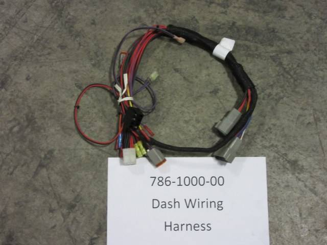 Bad Boy Mower Part Dash Wiring Harness