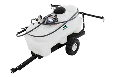 Bad boy Mower Part Trailer Sprayer