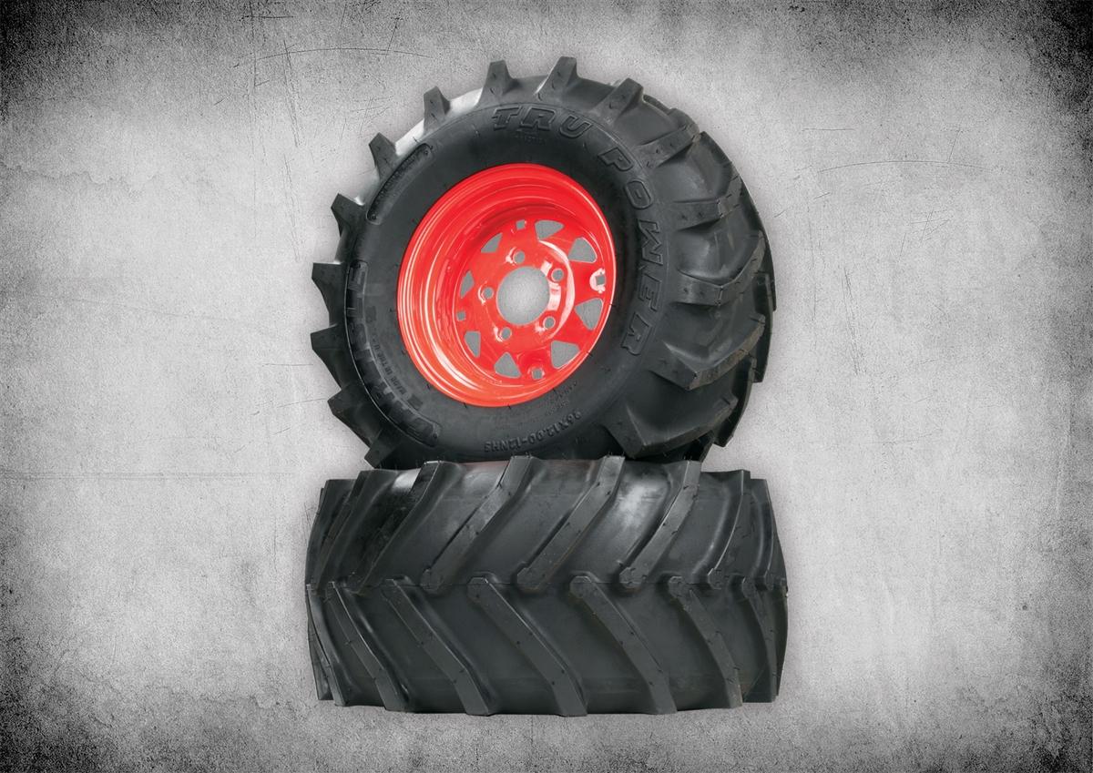 Bar Lug Tires