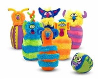 Monster Bowling Game at Little-Minnows.com