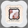 P.S. I Love You Grandma Frame available at Little-Minnows.com