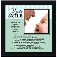 Frame 8x8 Mimi's Smile available at Little-Minnows.com