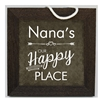 Our Happy Place Nana Sign 10x10 available at Little-Minnows.com