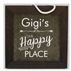 Our Happy Place Gigi Sign 10x10 available at Little-Minnows.com