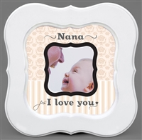 P.S. I Love You Nana Frame Grandma available at Little-Minnows.com