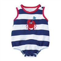 Boys' Jersey Crab Bubble at Little-Minnows.com