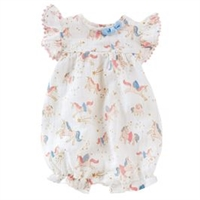 Girls' Unicorn Bubble at Little-Minnows.com