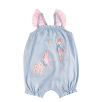 Girls' Ballerina Unicorn Bubble at Little-Minnows.com