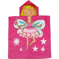 Kids Fairy Ballerina Towel
