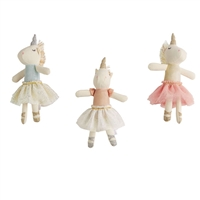 Unicorn Rattles available at Little-Minnows.com