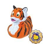 Tiger Rubber Duck at Little-Minnows.com