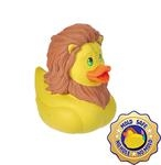 Lion Rubber Duck at Little-Minnows.com