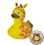 Giraffe Rubber Duck at Little-Minnows.com