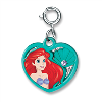 Charm Disney Heart Ariel Little Mermaid