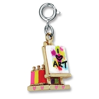 Charm I Love Art Easel
