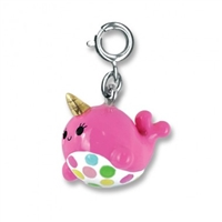 Charm Pink Narwhal