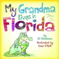 My Grandma Lives in Florida Book www.Little-Minnows.com