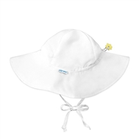 UPF 50 Sun Hat with Strap for Baby or Toddler Little-Minnows.com
