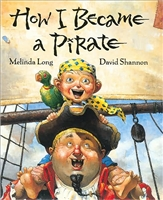 How I Became a Pirate Book www.Little-Minnows.com