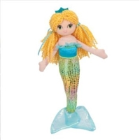 Lorelei Aqua Mermaid Available at Little-Minnows.com