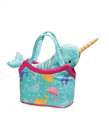 Narwhal Purse Available at Little-Minnows.com