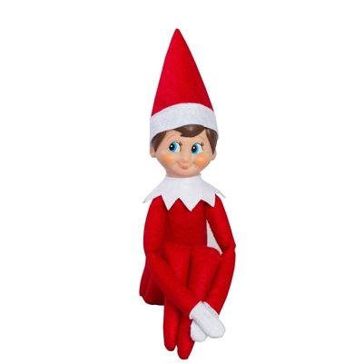 Little-Minnows Elf on the Shelf Boy www.Little-Minnows.com