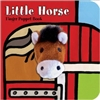 Little Horse Finger Puppet Board Book at Little-Minnows.com