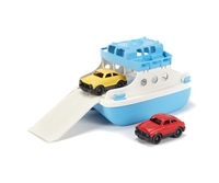 Ferry Boat With Mini Cars at www.Little-Minnows.com