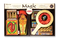 Wooden Discovery Deluxe Magic Set at Little-Minnows.com