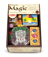 Wooden Discovery Magic Set at Little-Minnows.com