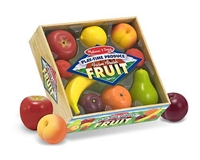 Play Time Produce Fruit Play Food at Little-Minnows.com