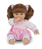 "Girls 12"" Baby Doll Brianna  at Little-Minnows.com"