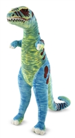 T-rex Jumbo Stuffed Animal Available at Little-Minnows.com
