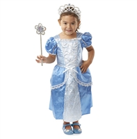 Royal Blue Princess Role Play Set