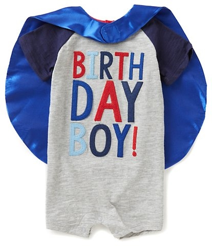Boys Birthday Boy T Shirt With Cape Set Available At Little